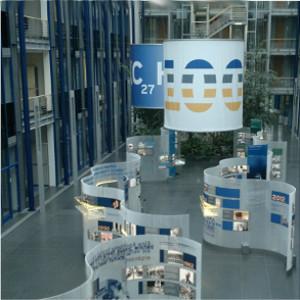 Unternehmensgeschichte Ausstellung