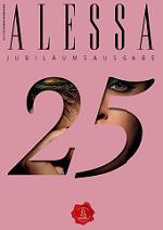 25 Jahre alessandro International GmbH Cover Jubiläumsausgabe