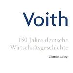 150 Jahre Voith Buchcover