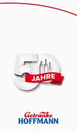 50 Jahre Getränke Hoffmann