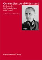 Geheimdienst und Widerstand Abshagen Buchcover