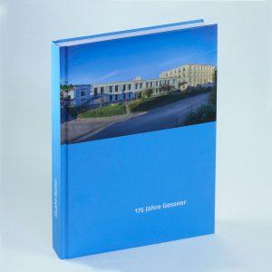 Gessner Unternehmensgeschichte Cover