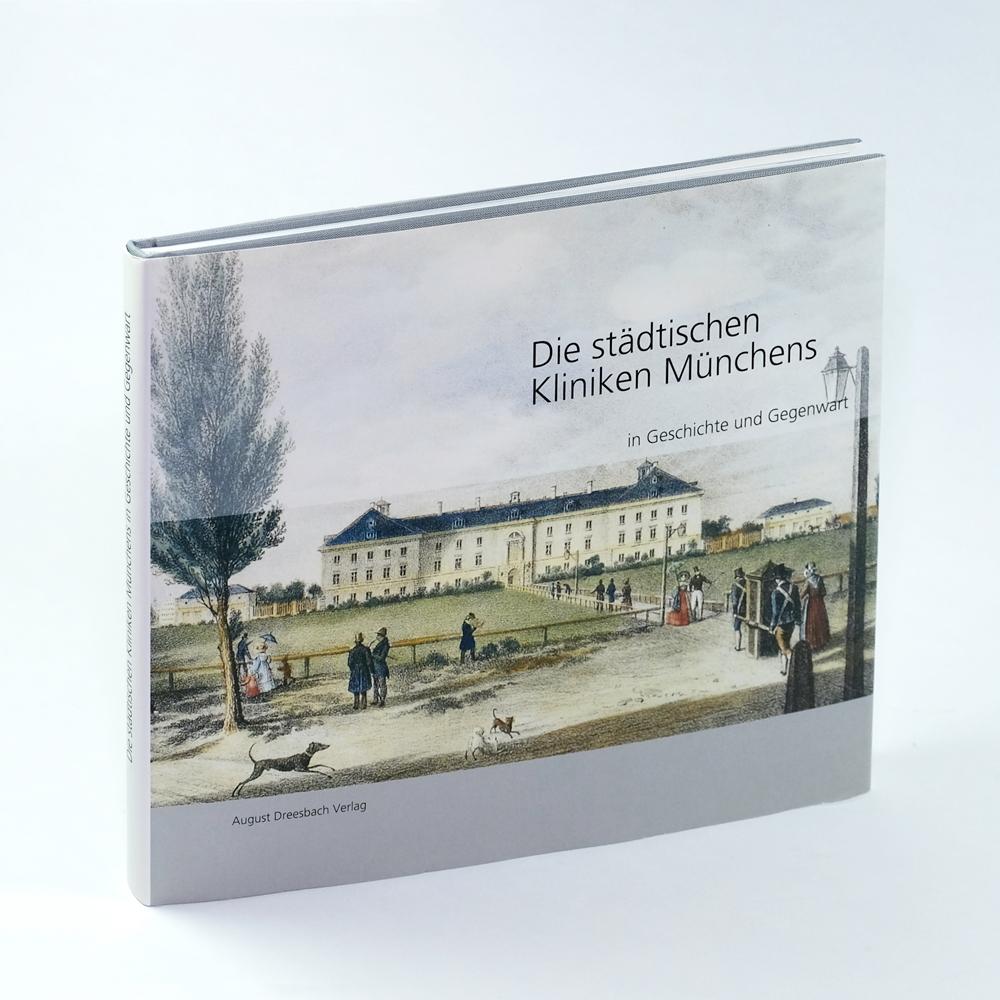 Die Staedtischen Kliniken Muenchens Cover