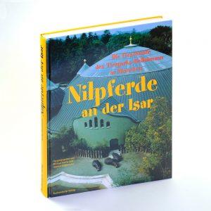 Nilpferde An Der Isar Institutionsgeschichte Muenchen Cover