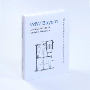 Vdw Bayern Unternehmensgeschichte, Cover