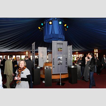 Ausstellung 100 Jahre CinePostproduction von Neumann & Kamp auf der Berlinale