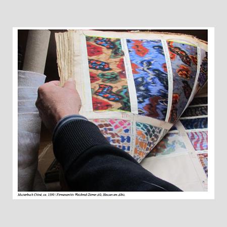 Grossprojekt Silk History since 1800 an der Hochschule Luzern