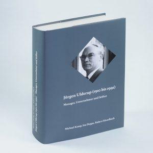 Juergen Ulderup Biografie Cover