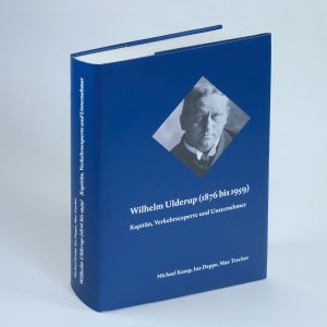 Wilhelm Ulderup Biografie Cover