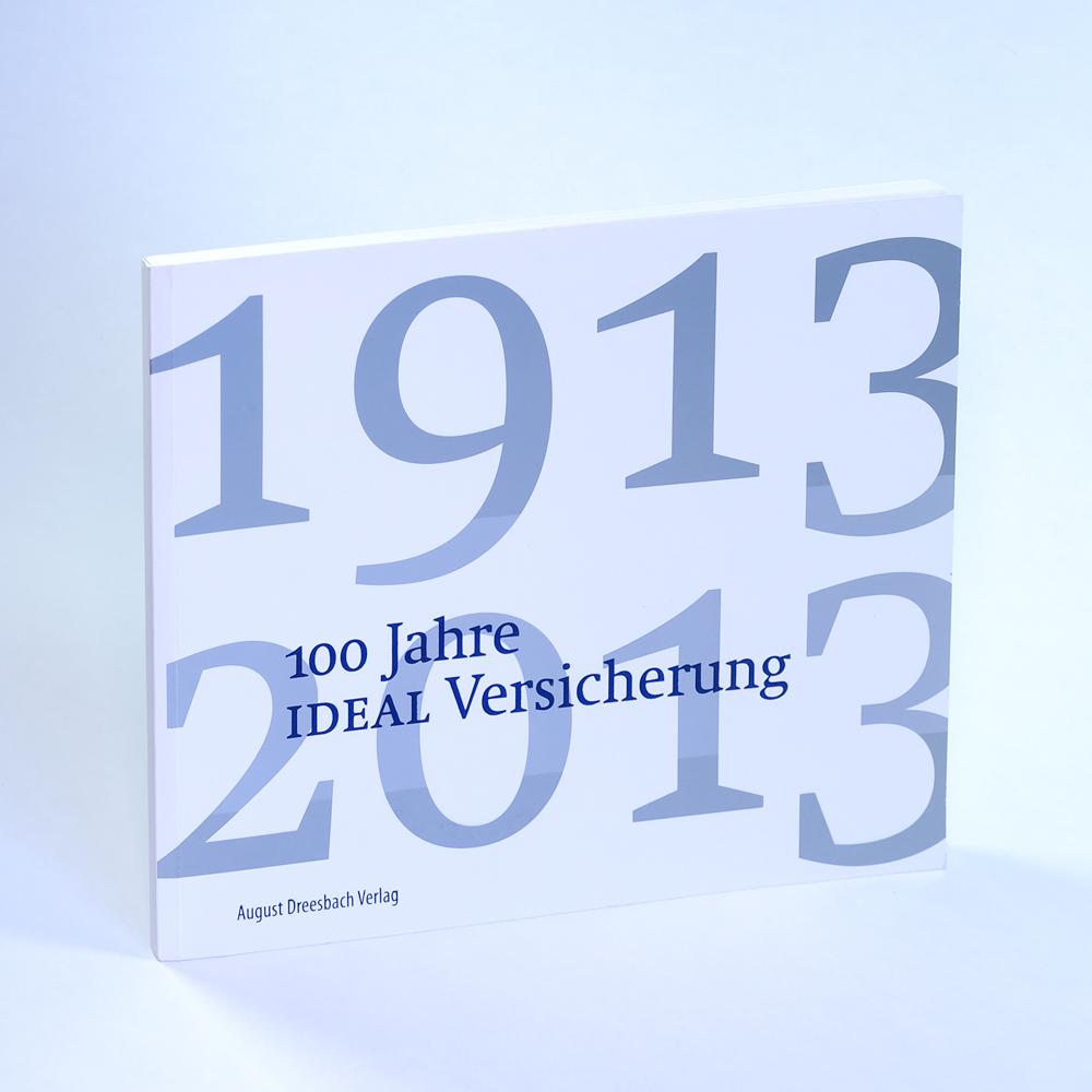 100 Jahre IDEAL Versicherung.