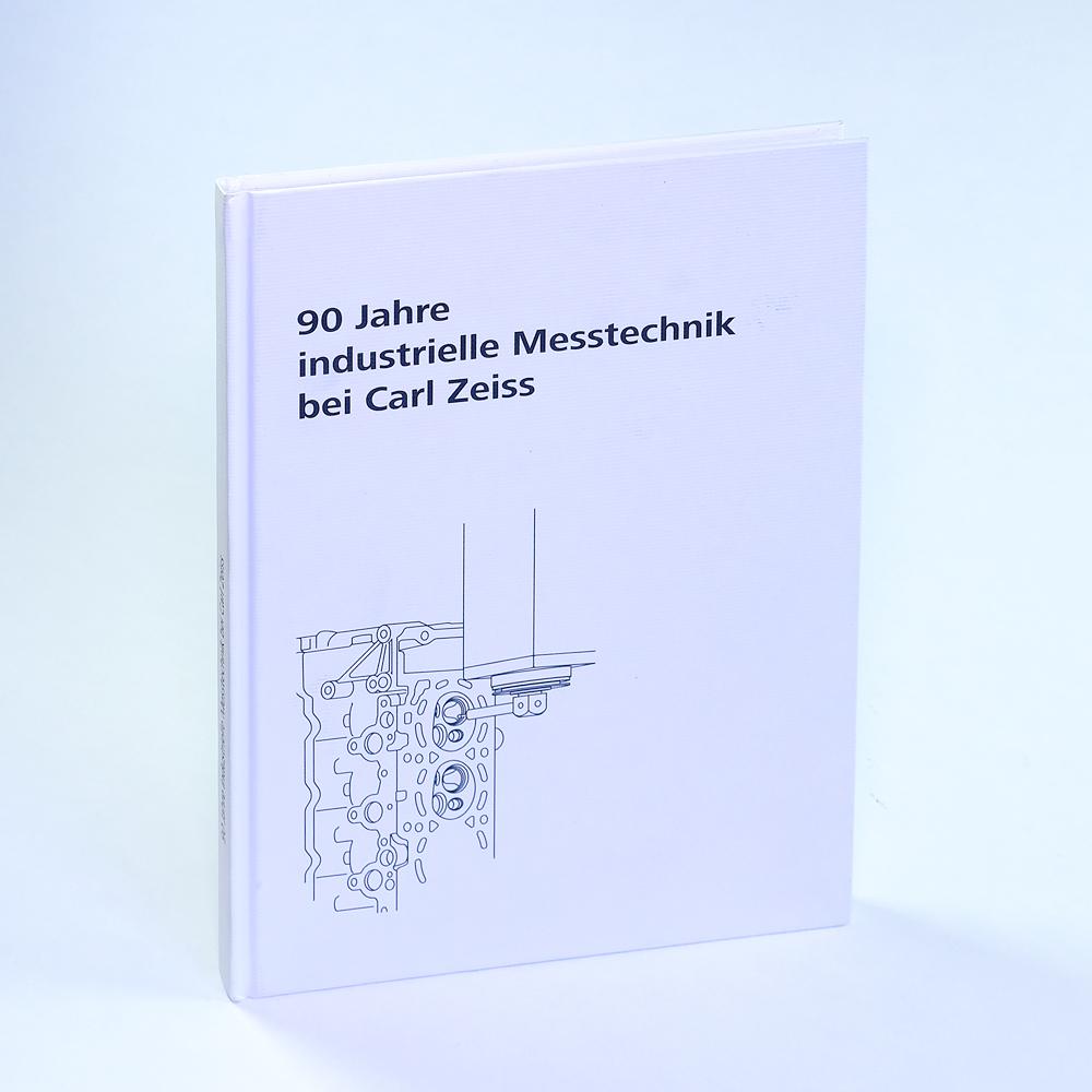 90 Jahre industrielle Messtechnik bei Carl Zeiss.