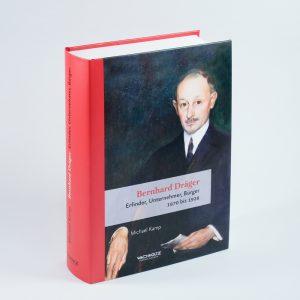 Bernhard Draeger Erfinder Unternehmer Bürger Cover