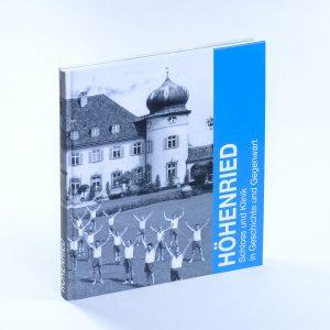 Schloss und Klinik Höhenried in Geschichte und Gegenwart Cover