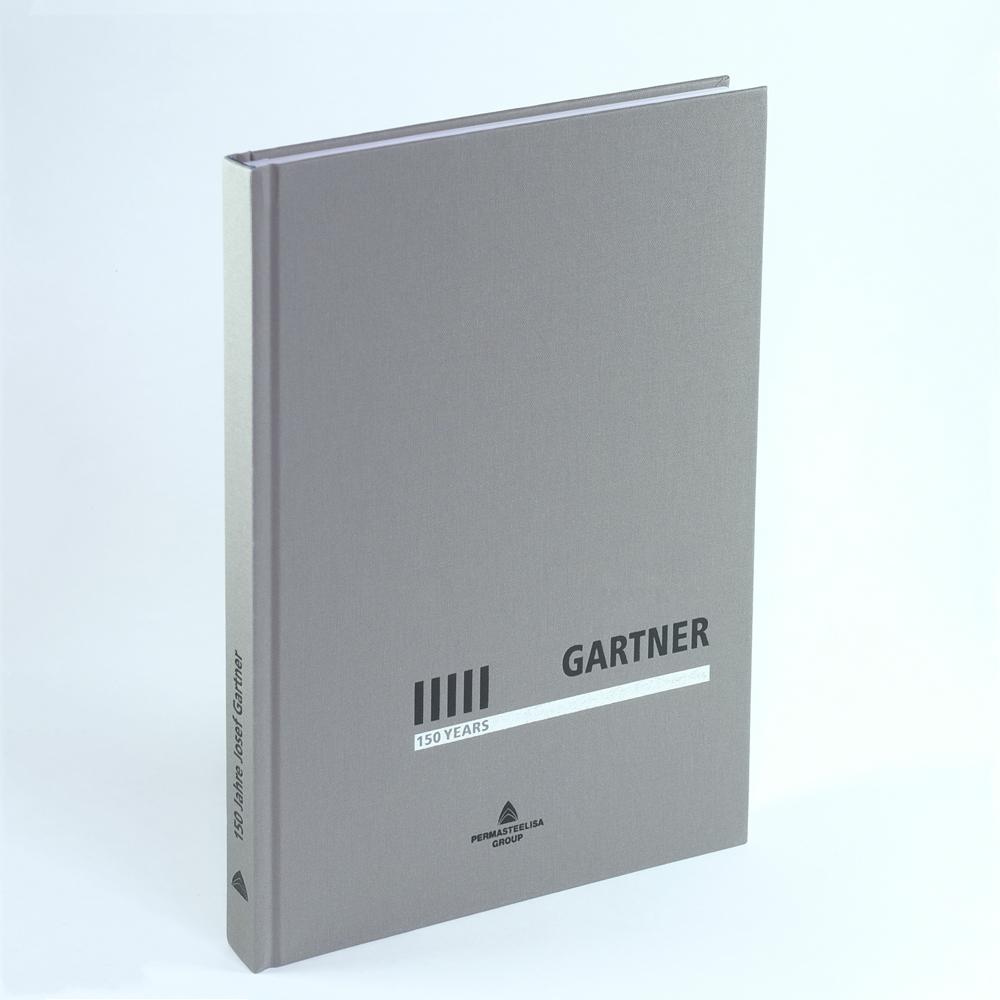 Unternehmensgeschichte Gartner, Cover 02