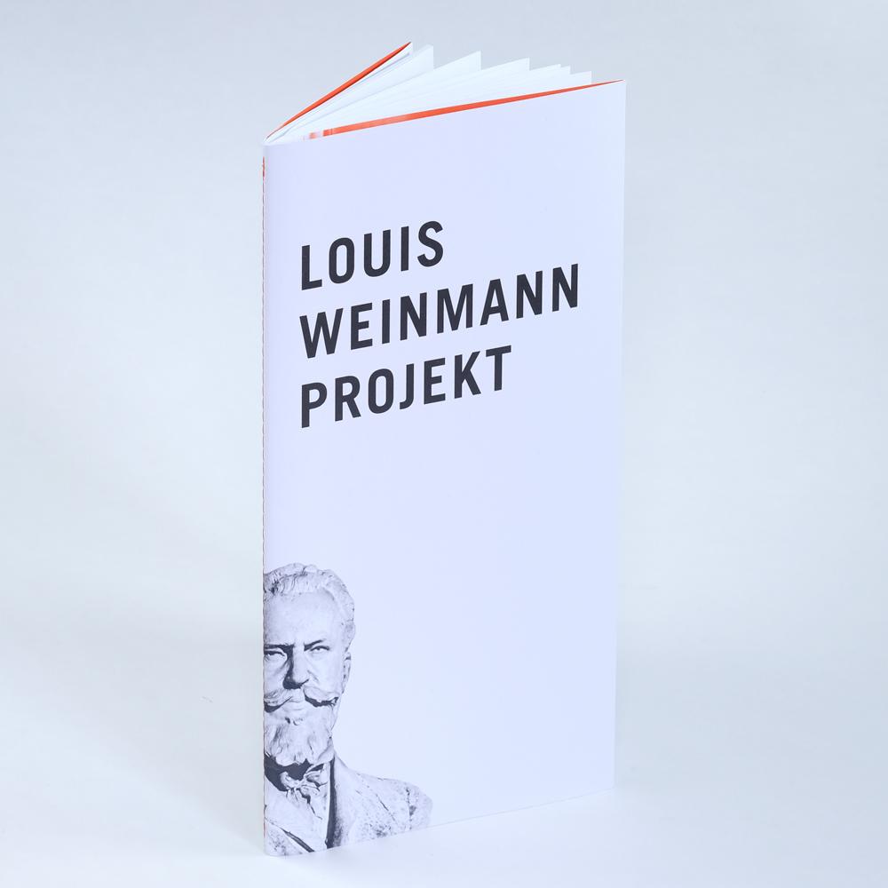 Louis Weinmann Projekt. Von der Papierfabrik zum Stadtviertel
