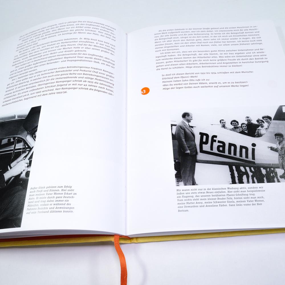 Otto Eckart Pfanni Mein Leben Unternehmensbiografie, 03