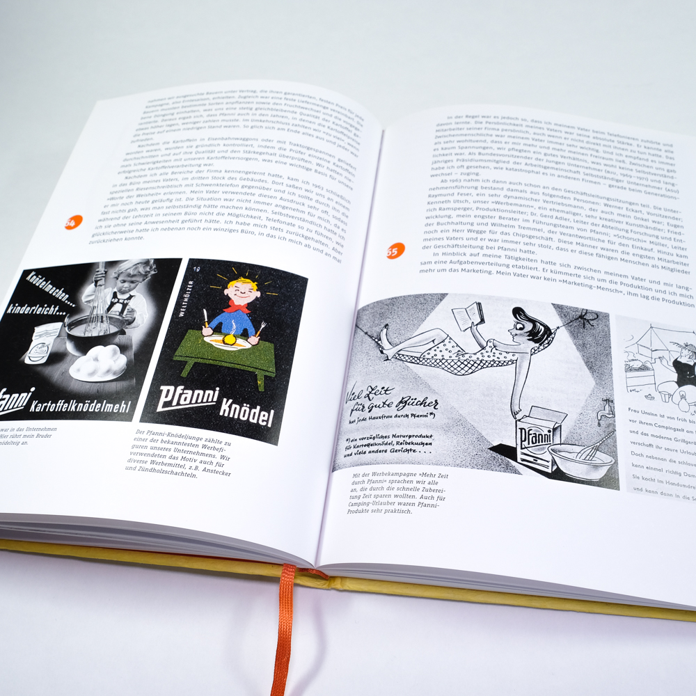 Otto Eckart Pfanni Mein Leben Unternehmensbiografie, 04