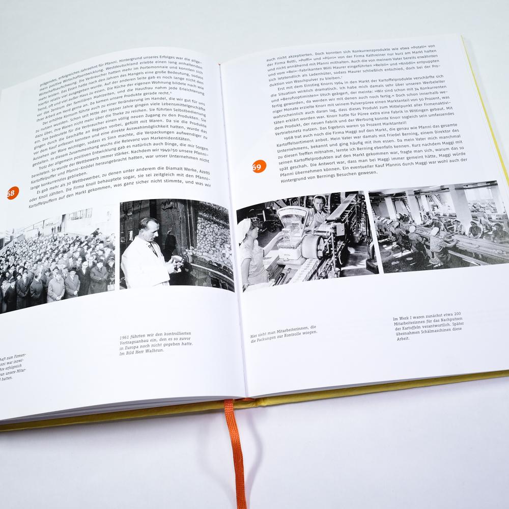 Otto Eckart Pfanni Mein Leben Unternehmensbiografie, 05