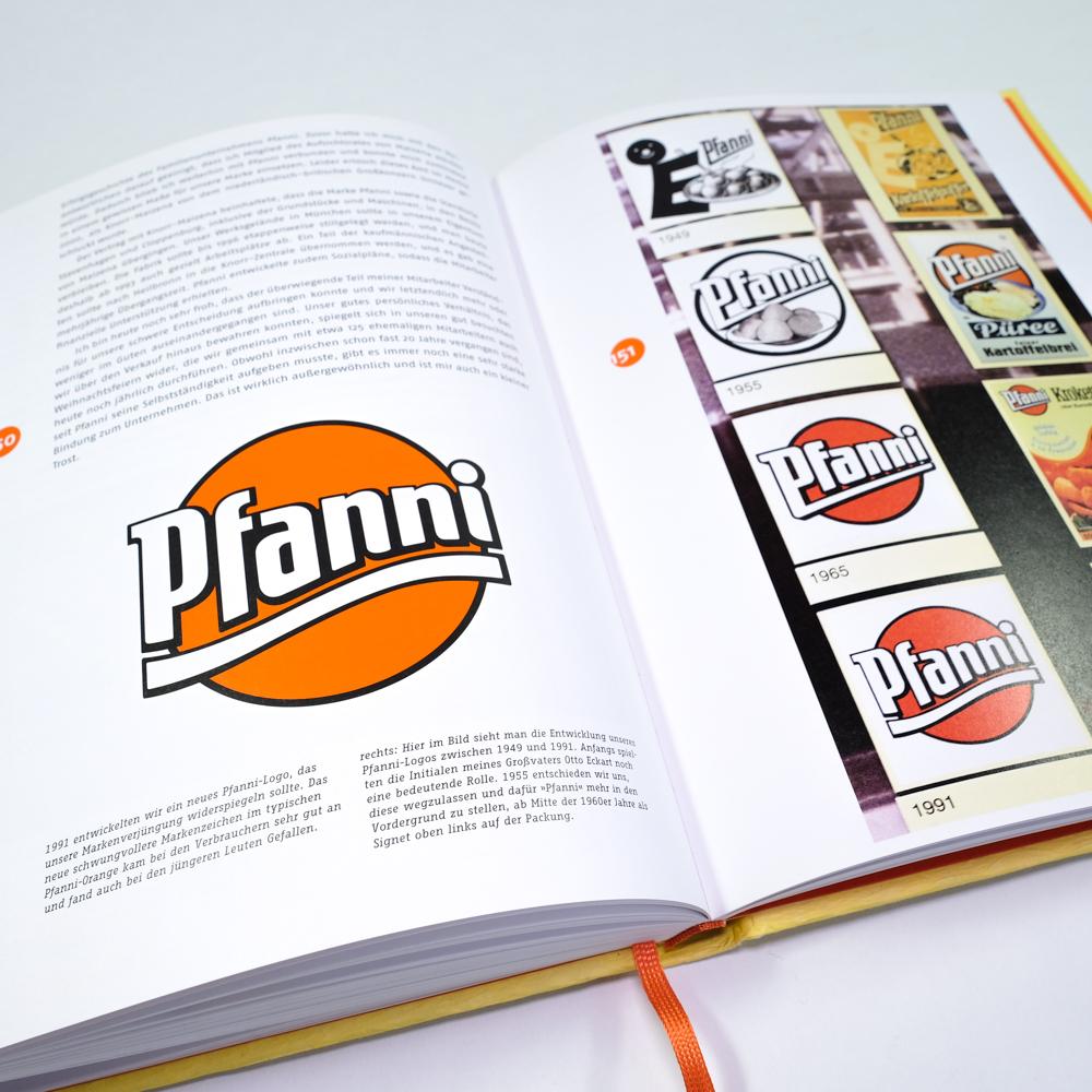 Otto Eckart Pfanni Mein Leben Unternehmensbiografie, 08