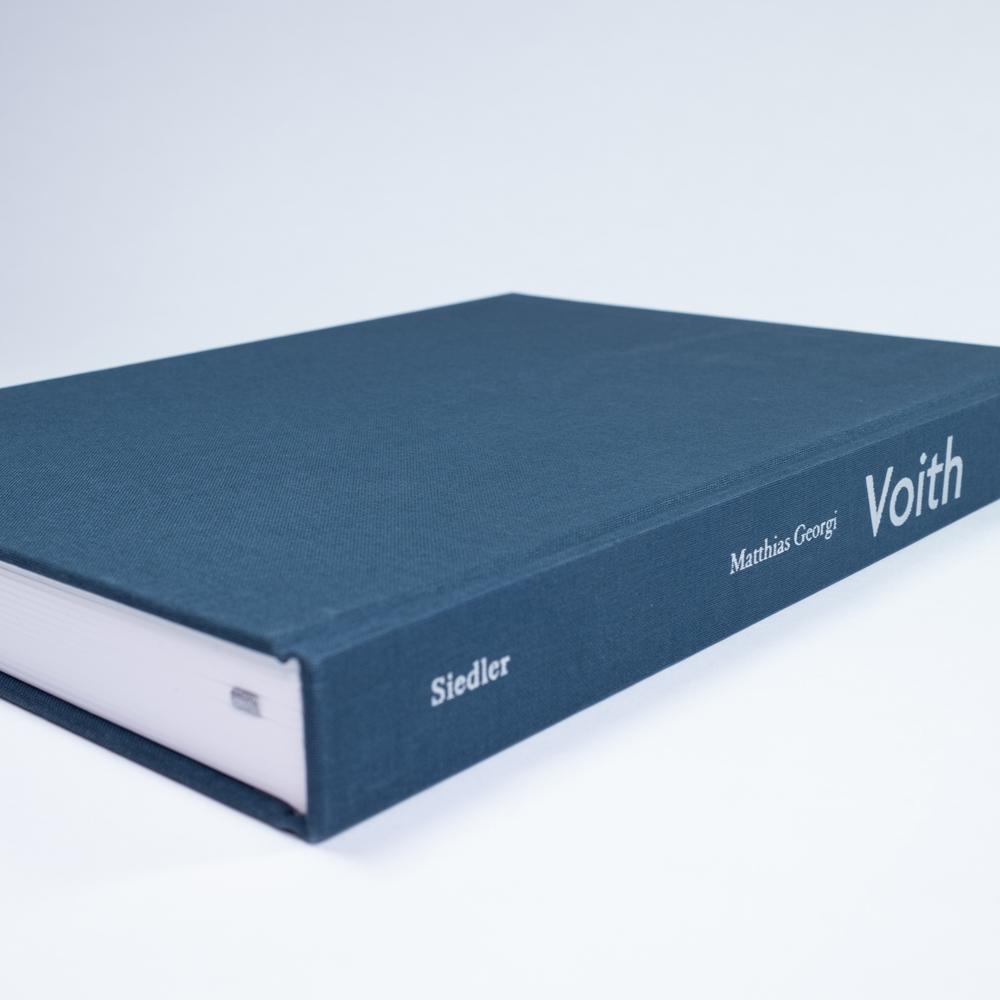 Unternehmensgeschichte Voith, Cover 02