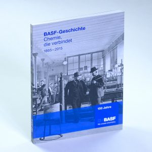 Bildband Chronologie 150 Jahre BASF