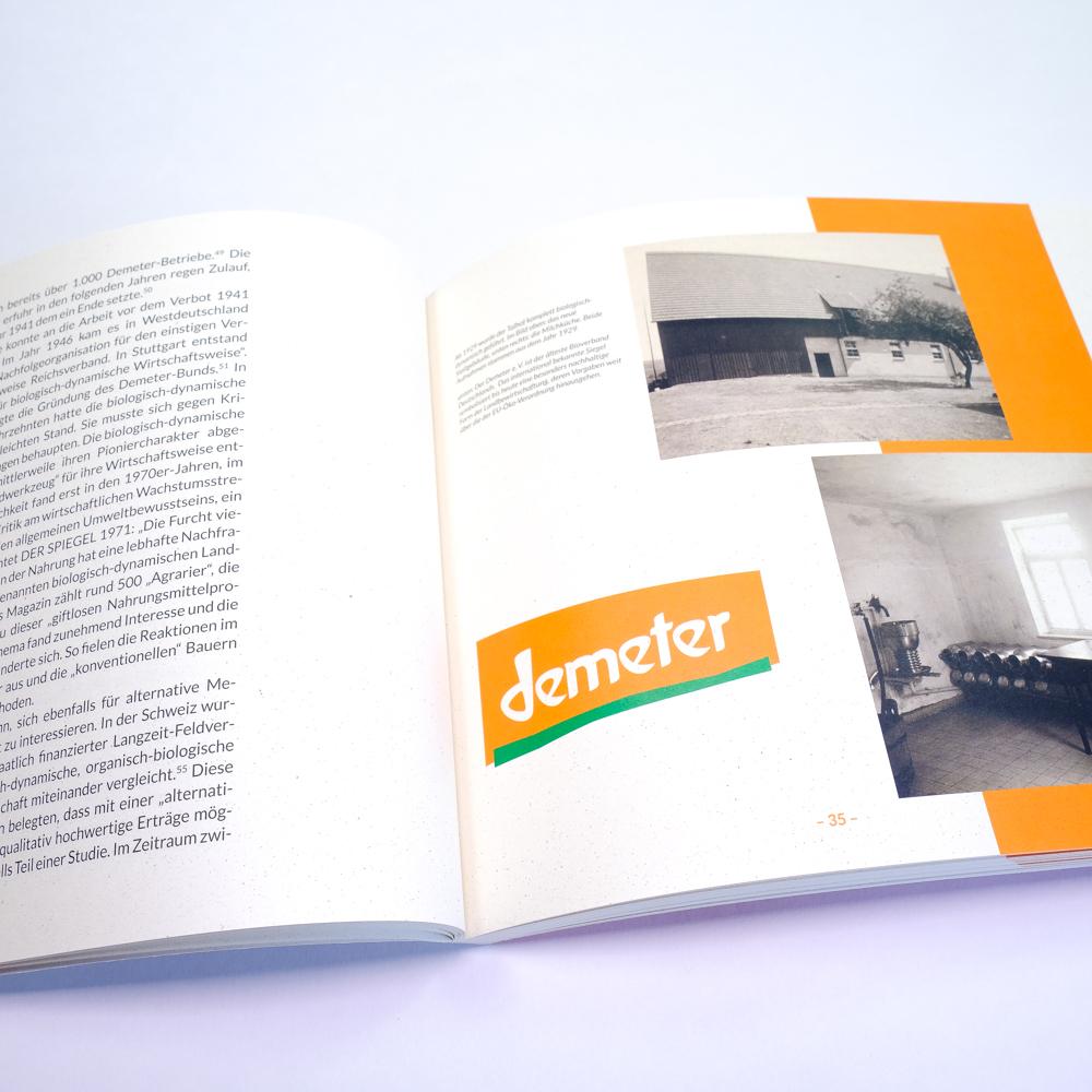 Talhof Unternehmensgeschichte Demeter biologisch dynamisch Heidenheim Voith, 03