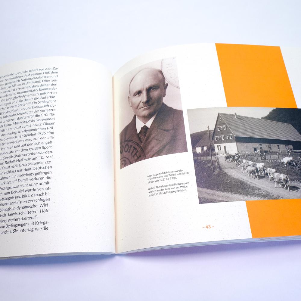 Talhof Unternehmensgeschichte Demeter biologisch dynamisch Heidenheim Voith, 05