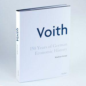 Unternehmensgeschichte Voith
