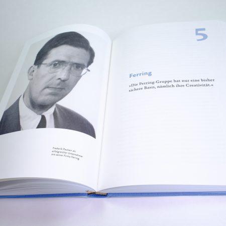 Frederik Paulsen Biografie, Ferring, Föhr, Alkersum