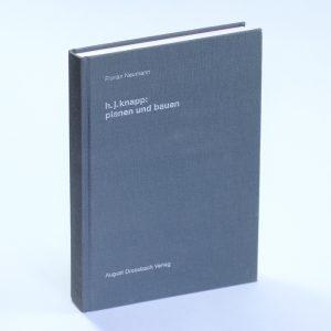 Architektur Biografie h.j.knapp Buchcover