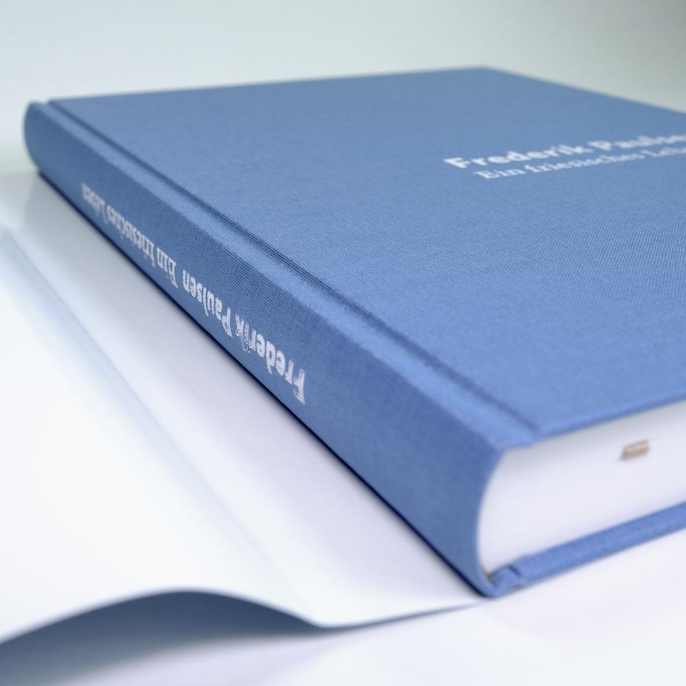Unternehmerbiografie Frederik Paulsen, Ferring, Cover 02