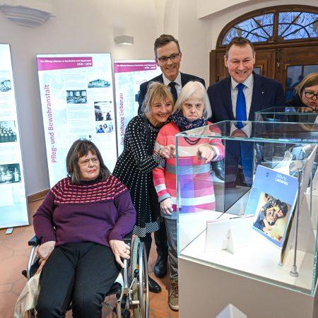 Historische Ausstellung in der Stiftung Liebenau