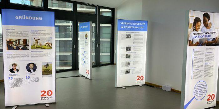 Wanderausstellung Geschichte des Verbraucherschutzes in Bremerhaven